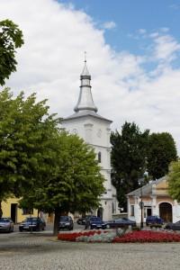 Nowy Żmigród - kościół