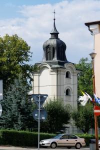 Kościół w Dukli