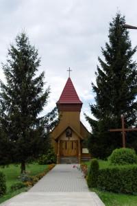 Kościół w Czystogarbie.