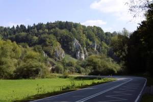 Dolina Prądnika - Pieskowa Skała